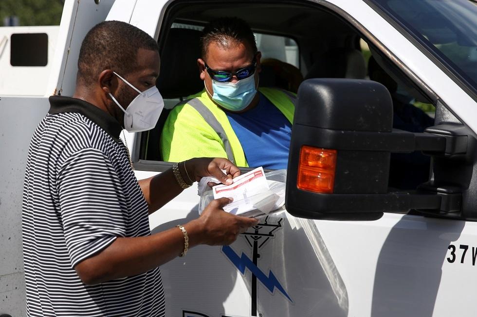 إصابات كورونا في الولايات المتحدة تتجاوز الـ7 ملايين