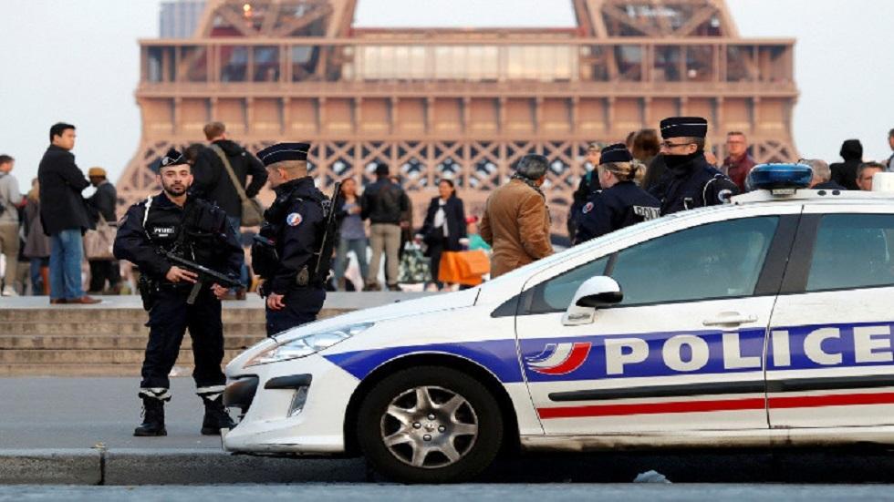 الشرطة الفرنسية - باريس - أرشيف