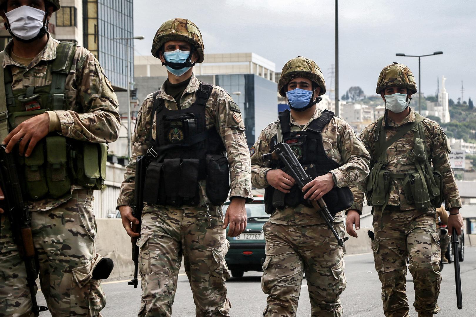 الجيش اللبناني يعلن القبض على ضالع بقتل 4 جنود