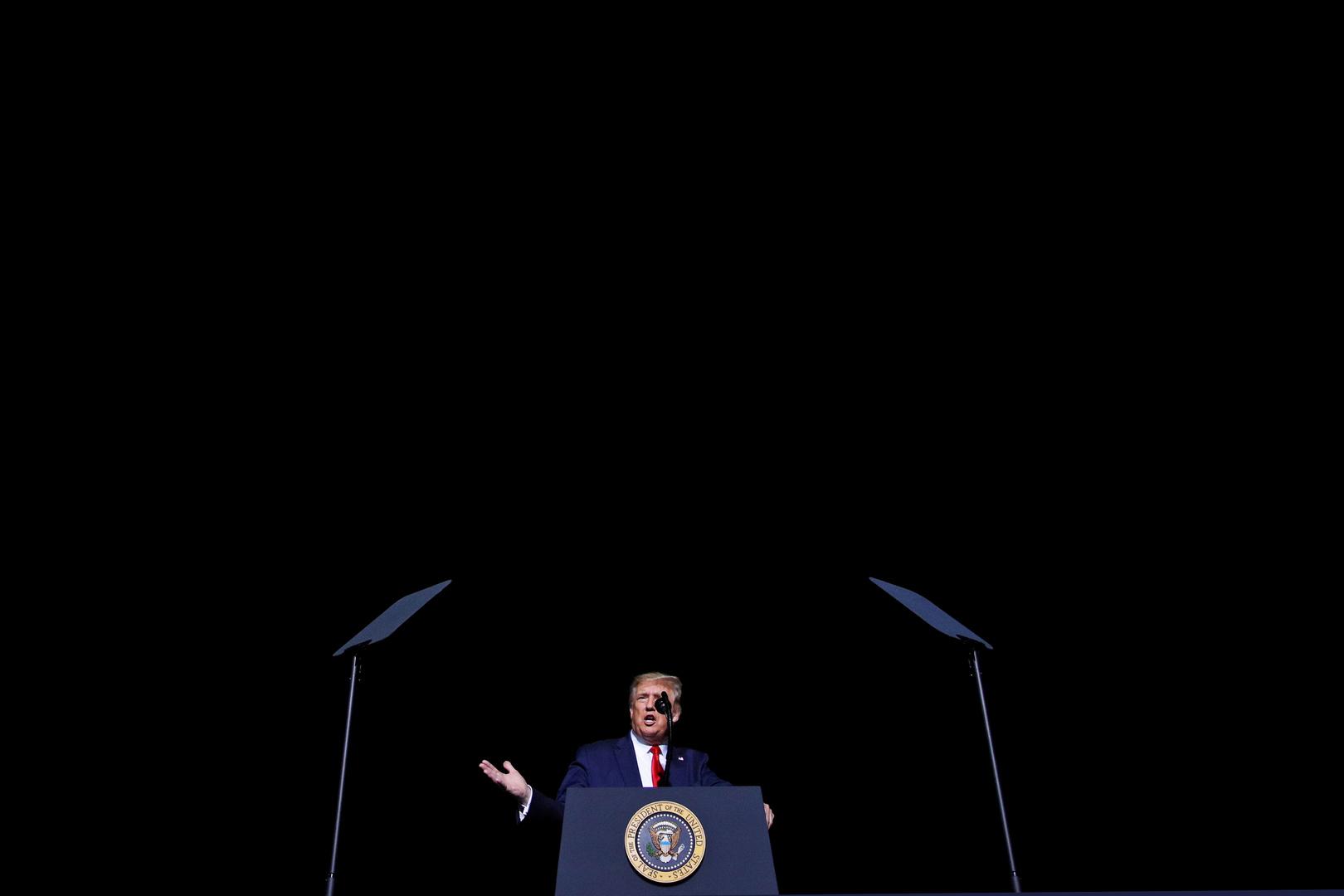 ترامب: لن نخسر الانتخابات إلا إذا زوروها