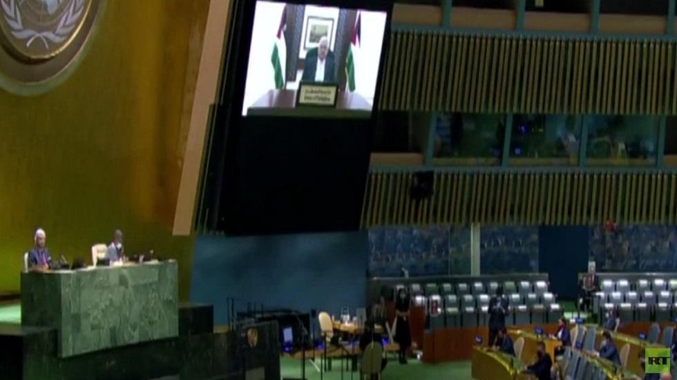 الفصائل ترحب بخطاب عباس في الجمعية العامة
