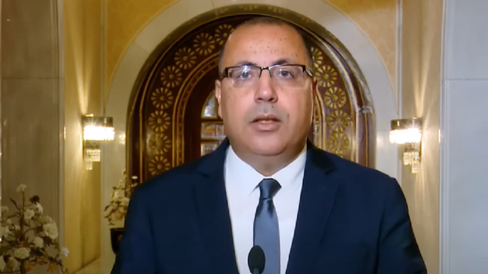 رئيس الحكومة التونسية يحدد موقفه من الإغلاق الشامل