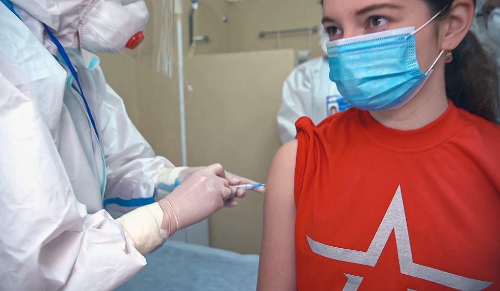 تطعيم أكثر من 3 آلاف شخص بلقاح ضد كورونا في موسكو