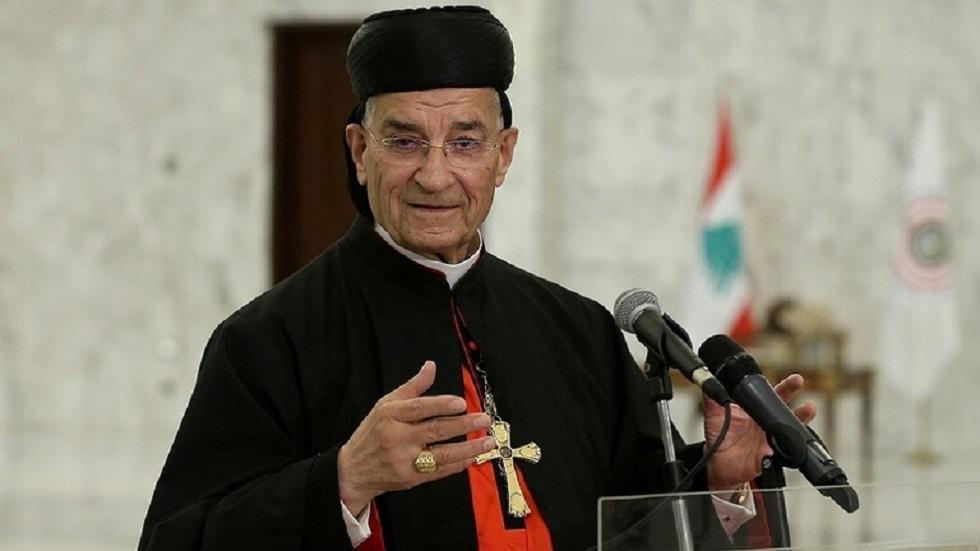 بطريرك الموارنة في لبنان بشارة بطرس الراعي