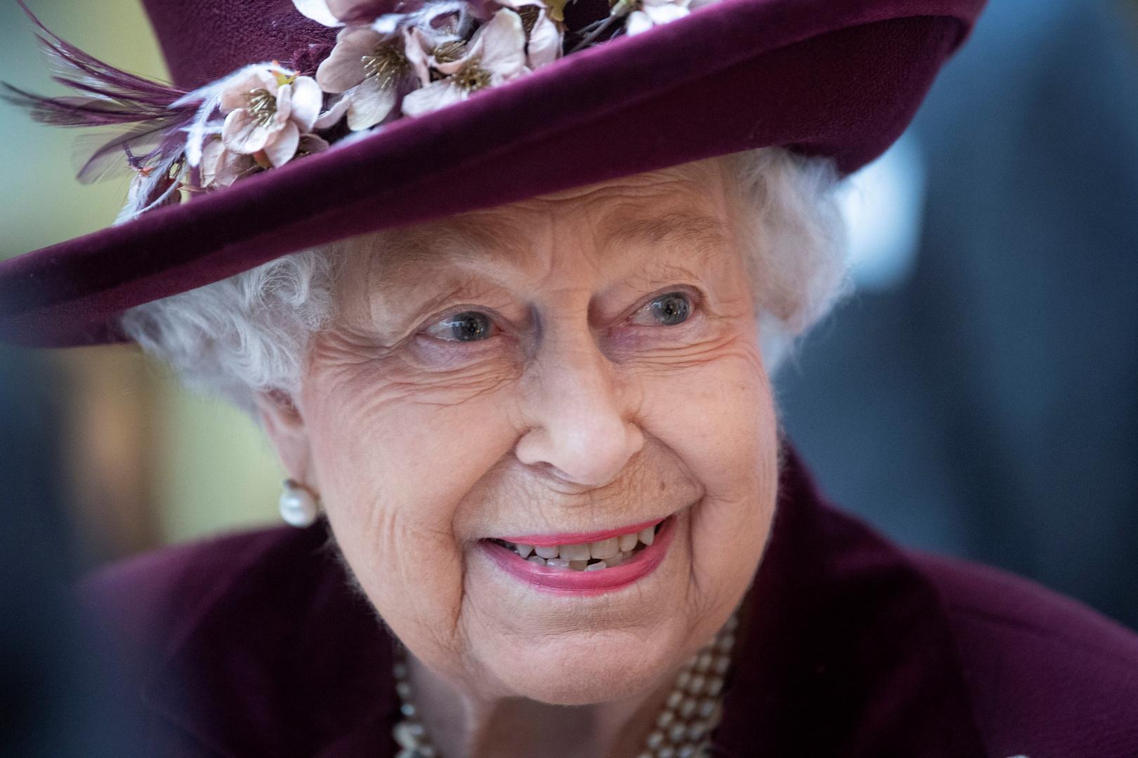 الملكة البريطانية، إليزابيث الثانية