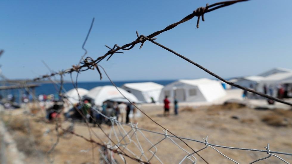 اليونان.. وفاة أول مهاجر بكوفيد-19 منذ بداية الجائحة