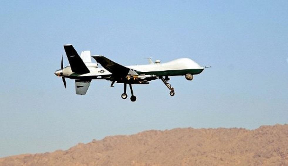 القرم يعلن ظهور طائرات أمريكية بدون طيار بالقرب من الحدود