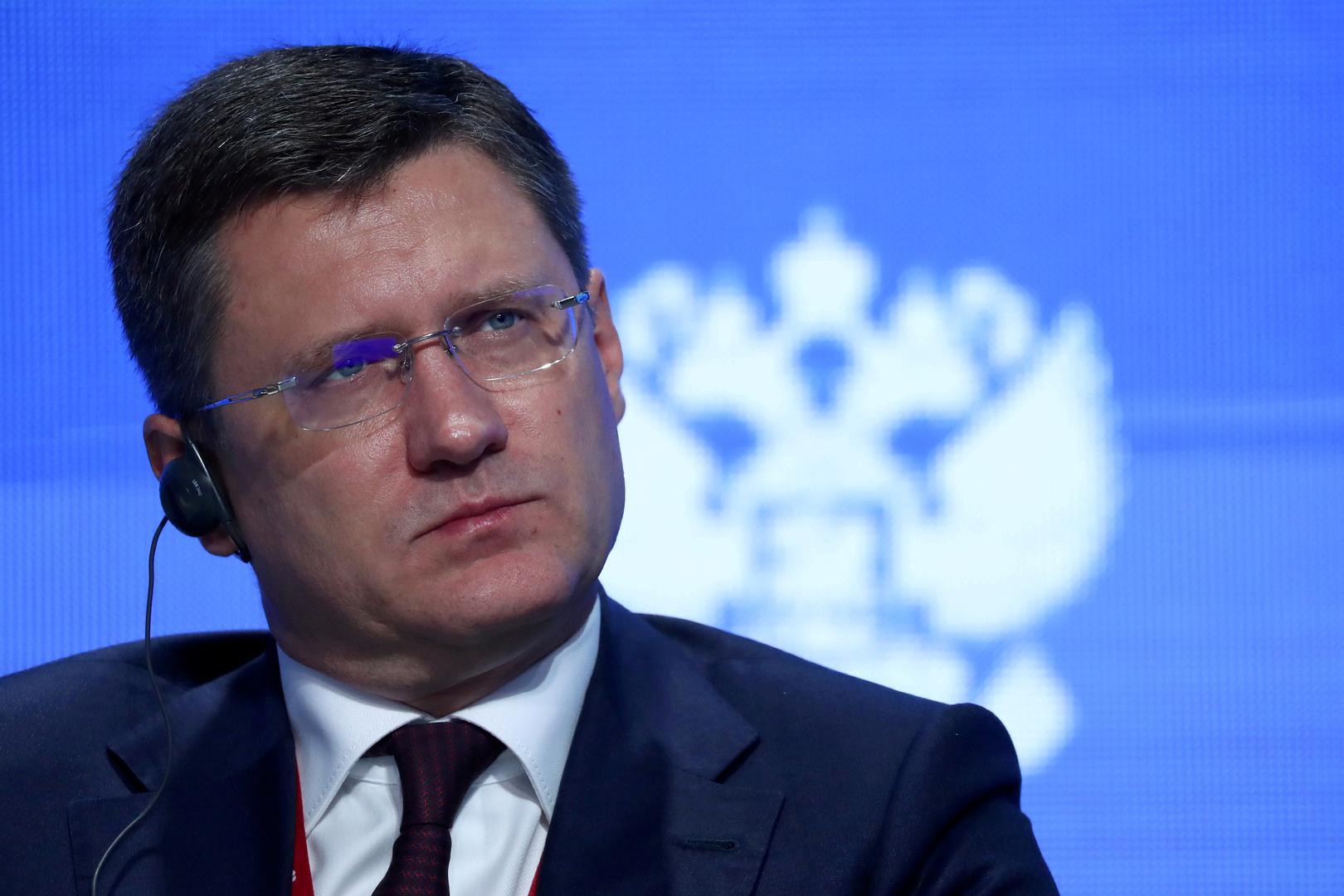 وزير روسي: بيلاروس بإمكانها تصدير منتجاتها النفطية عبر الموانئ الروسية