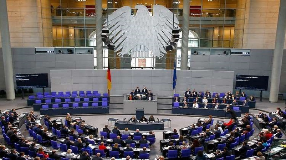 البرلمان الألماني (البوندستاغ) - أرشيف