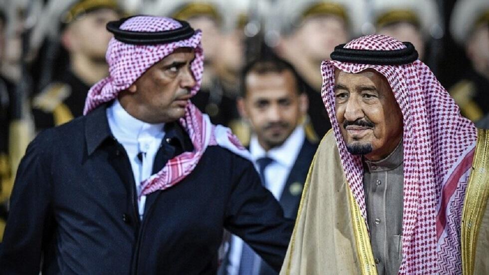 حارس الملك في الذاكرة السعودية.. 12 ألف تغريدة خلال ساعة