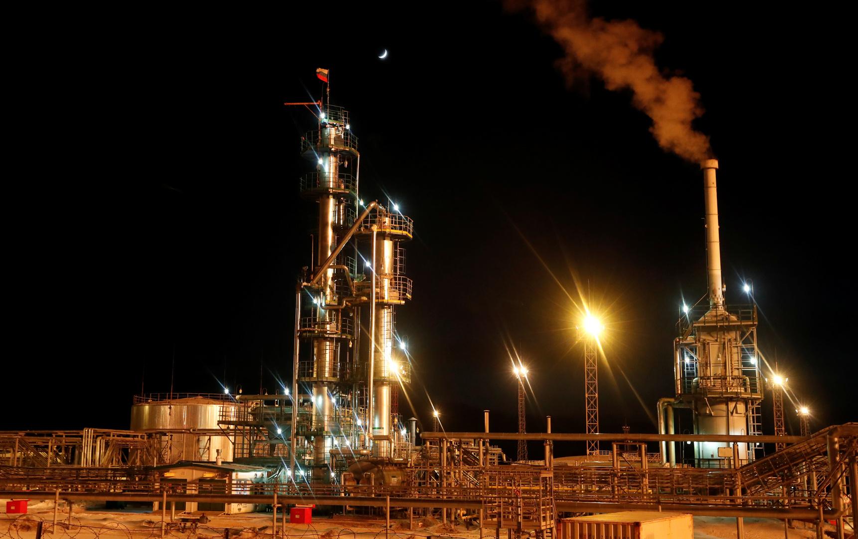 تركيا تتخلى عن النفط الروسي