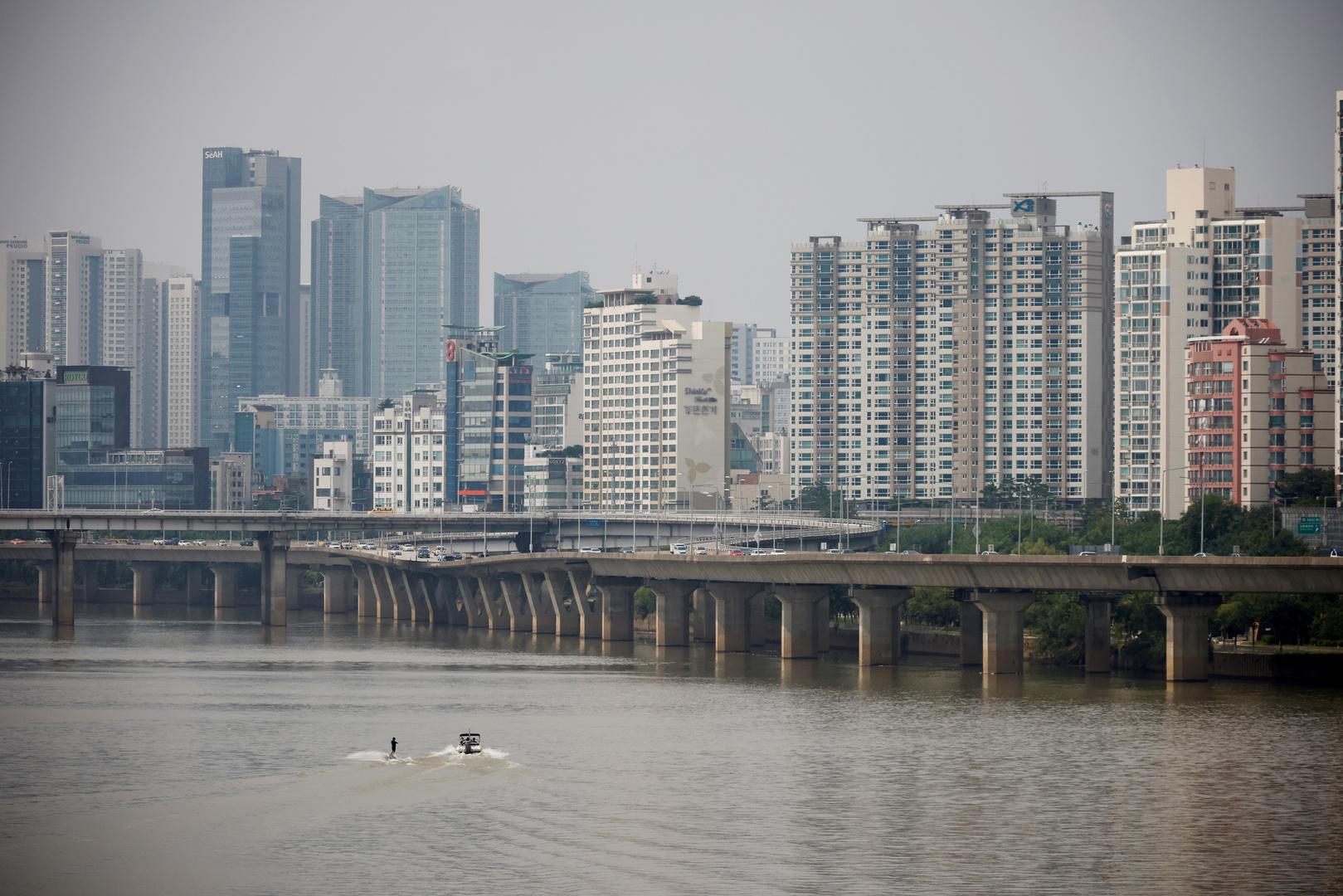 سيئول عاصمة كوريا الجنوبية.