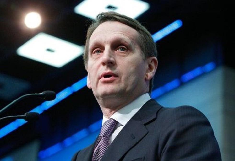 مدير الاستخبارات الخارجية الروسية يتهم واشنطن بتعكير الوضع في بيلاروس