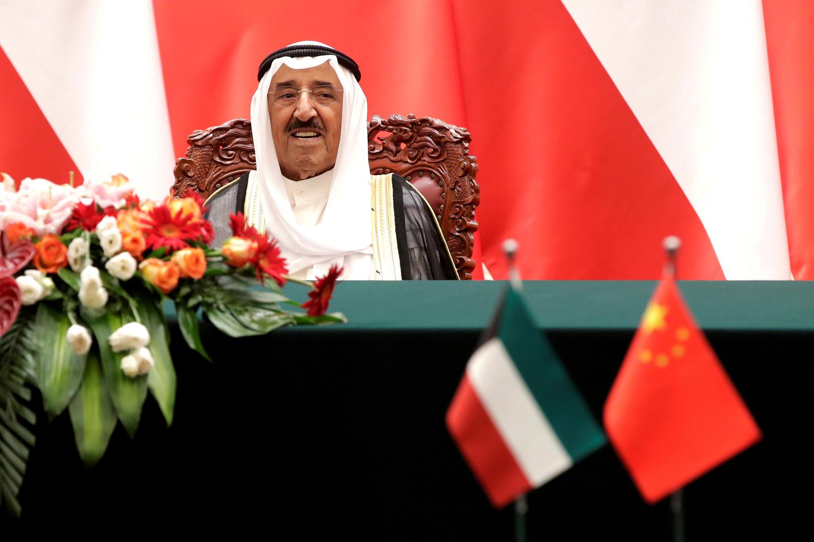 ماذا قال القادة العرب في أمير الكويت بعد رحيله؟