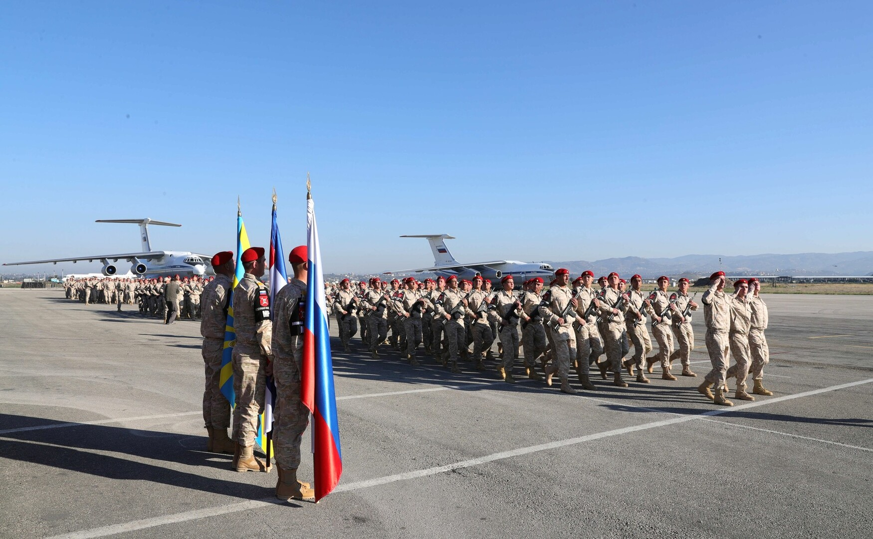شويغو يكشف عن تفاصيل التحضير للعملية العسكرية الروسية في سوريا ودحر
