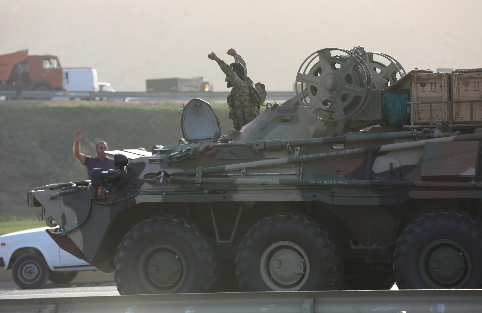 أذربيجان تعلن عن تدمير منظومة صواريخ