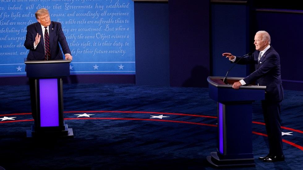 مناظرة ترامب وبايدن.. أهم المحاور