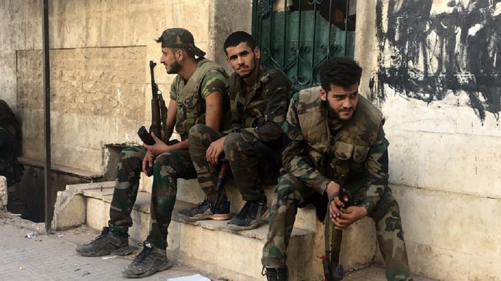 جنرال يتحدث عن تعاون روسيا وإيران في سوريا