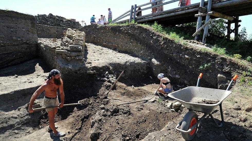 حفريات جديدة في مدينة تانايس القديمة