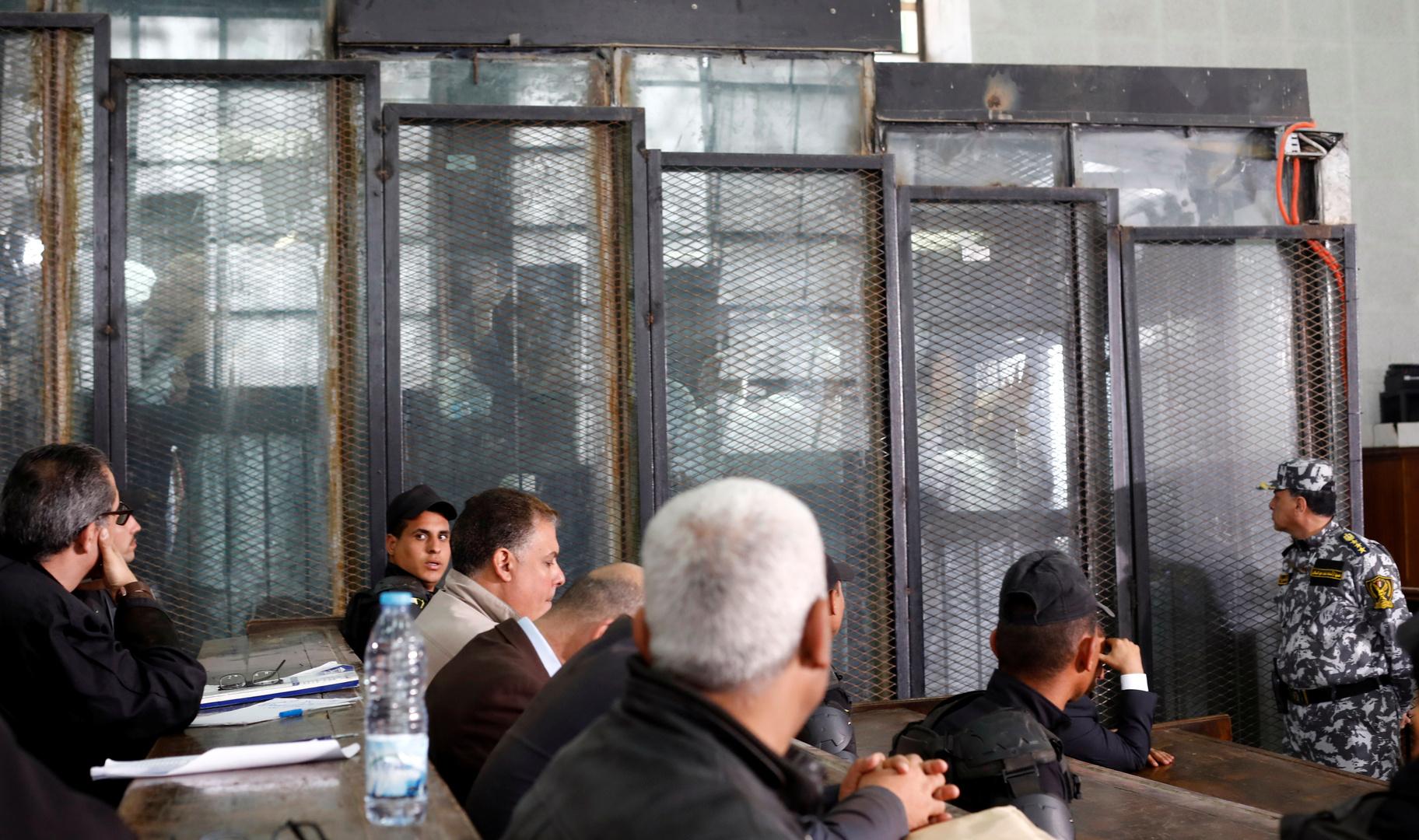 مصر.. الحكم بإعدام 6 أعضاء بخلية إرهابية