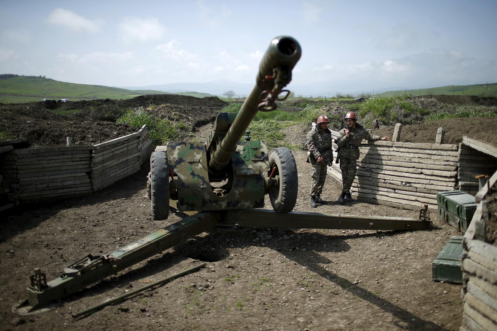 وسط التصعيد في قره باغ.. أرمينيا توجه نداء إلى زعيمين عربيين