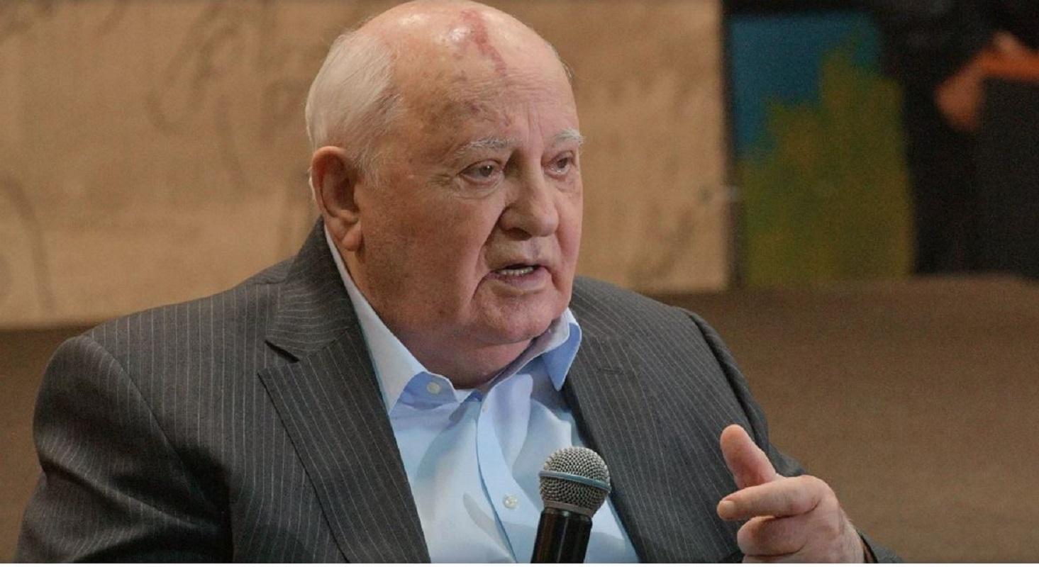 رئيس الاتحاد السوفيتي السابق ميخائيل غورباتشوف
