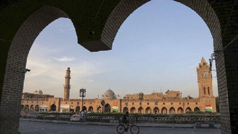 أربيل عاصمة كردستان العراق - أرشيف