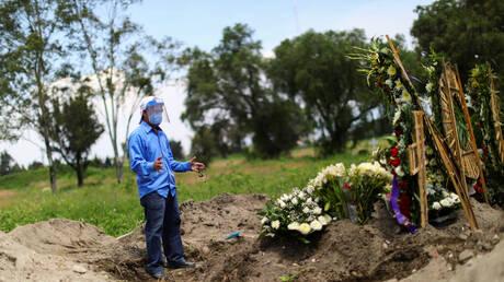 عدد ضحايا كورونا في المكسيك يتجاوز الـ75 ألفا