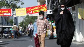 إيران تحذر من موجة ثالثة لفيروس كورونا