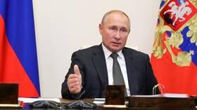 بوتين: روسيا ستعزز طاقاتها النووية تماشيا مع التحديات الجيوسياسية