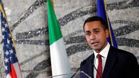 الخارجية الإيطالية: ندعم اليونان في الخلاف مع تركيا
