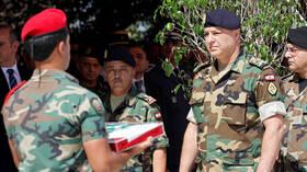 قائد الجيش اللبناني يتحدث عن