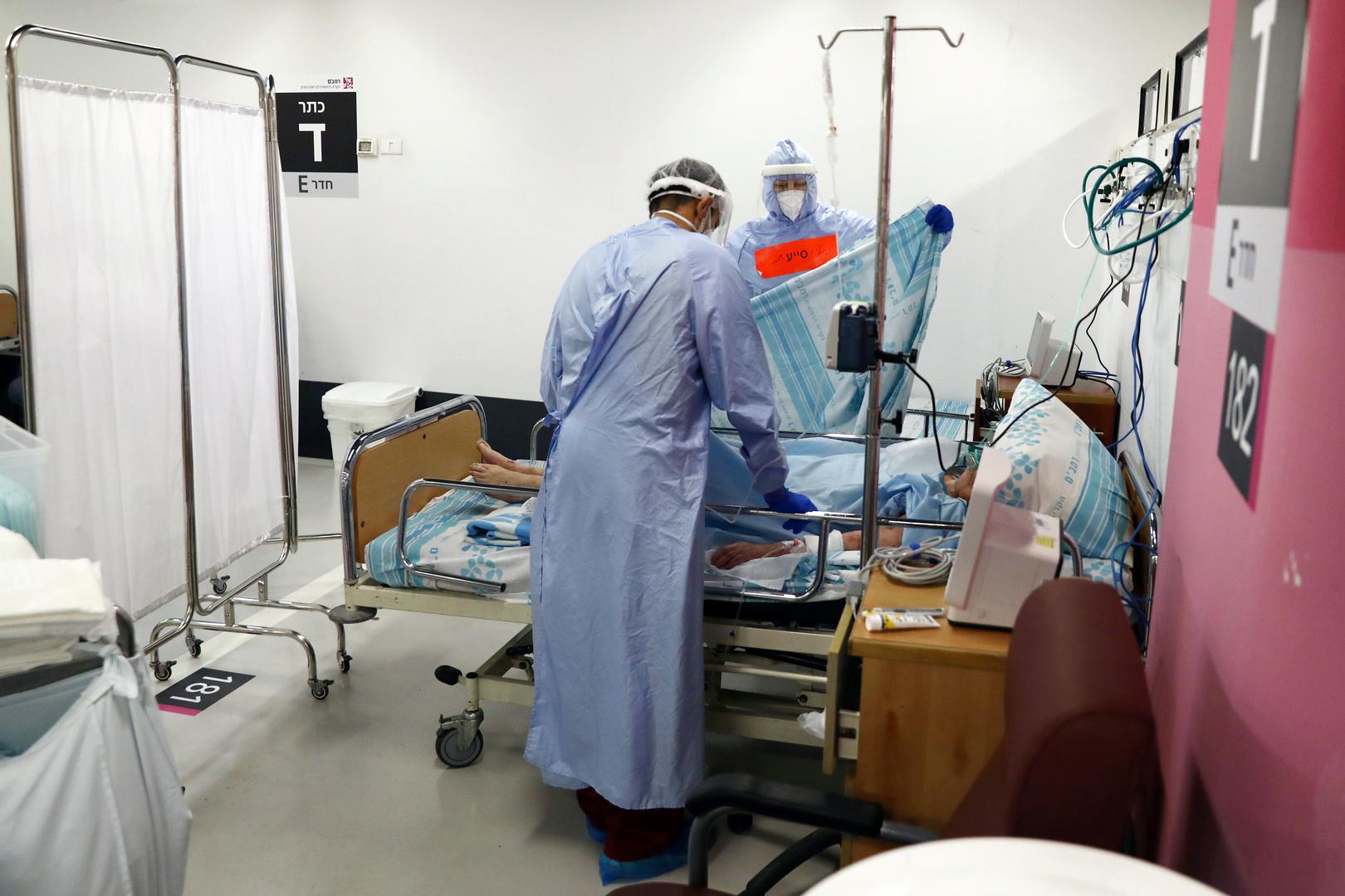 إسرائيل تسجل ارتفاعا حادا في إصابات كورونا