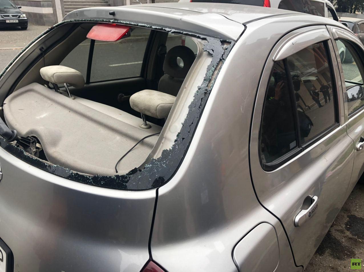 إصابة 4 صحفيين منهم فرنسيان جراء القصف الأذري في قره باغ ونجاة آخرين بينهم عرب