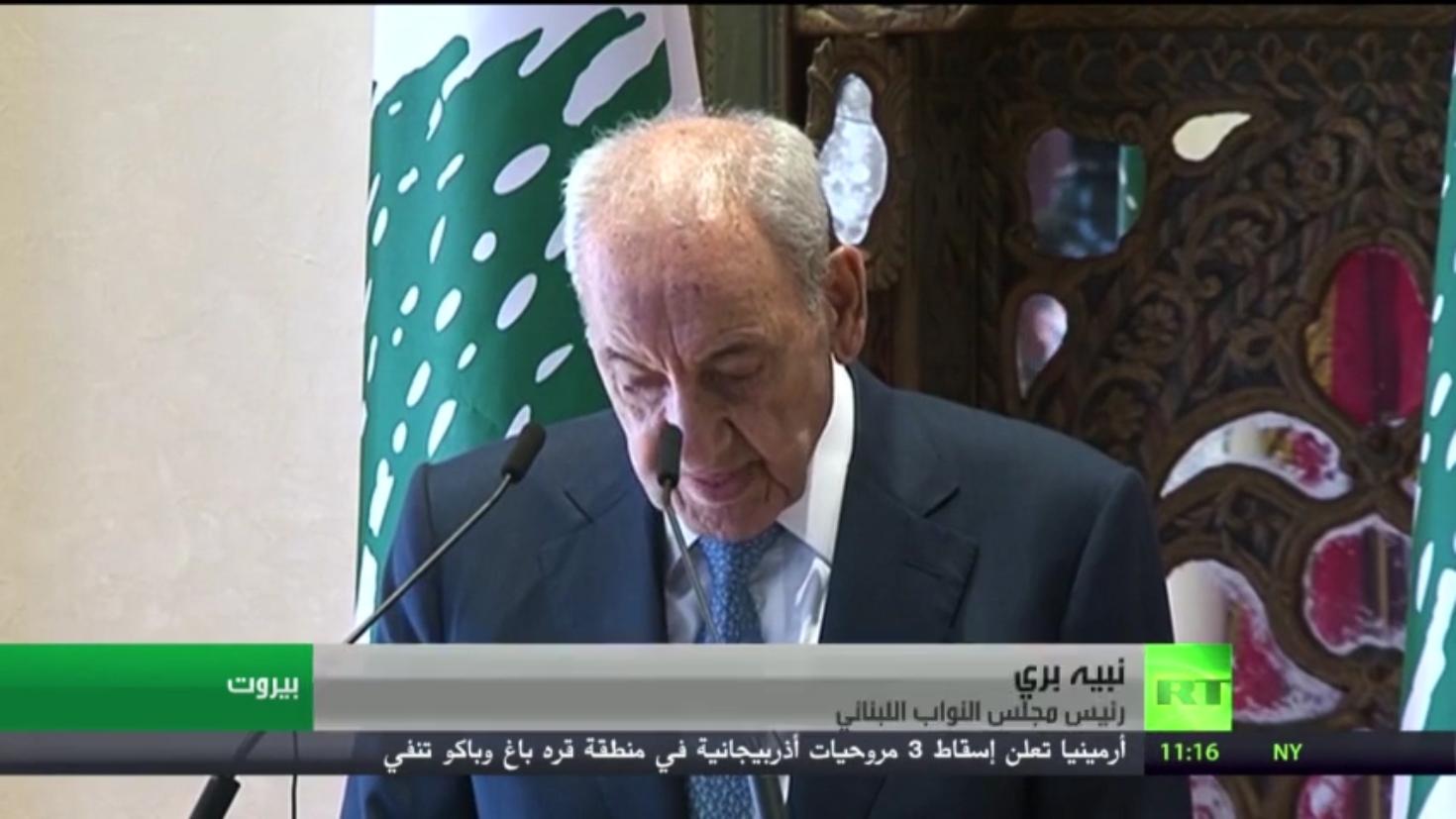 لبنان: مفاوضات لترسيم الحدود مع إسرائيل
