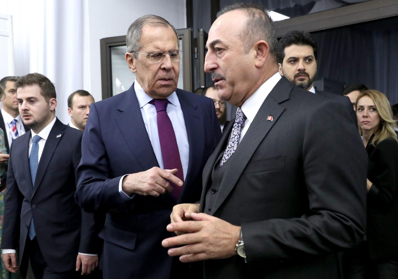 موسكو: لافروف وتشاووش أوغلو أيدا وقف القتال في قره باغ ورفضا إشراك مسلحين أجانب في النزاع