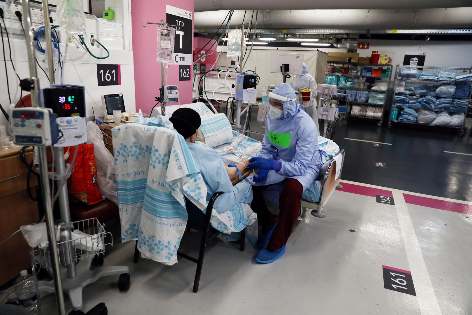 إسرائيل.. حصيلة وفيات كورونا تصل إلى 1600 شخص