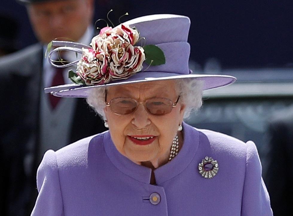 الملكةإليزابيث