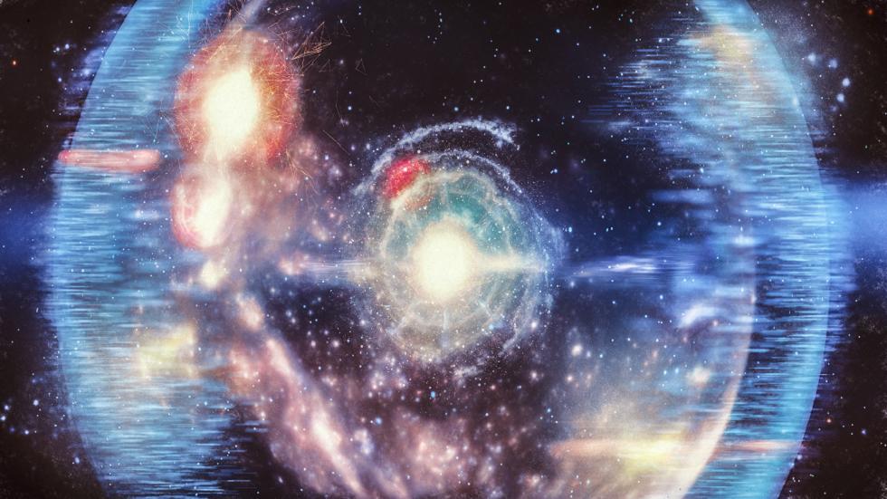 هابل يلتقط فيديو مذهل لنوبات موت نجم ينفجر في مستعر أعظمي