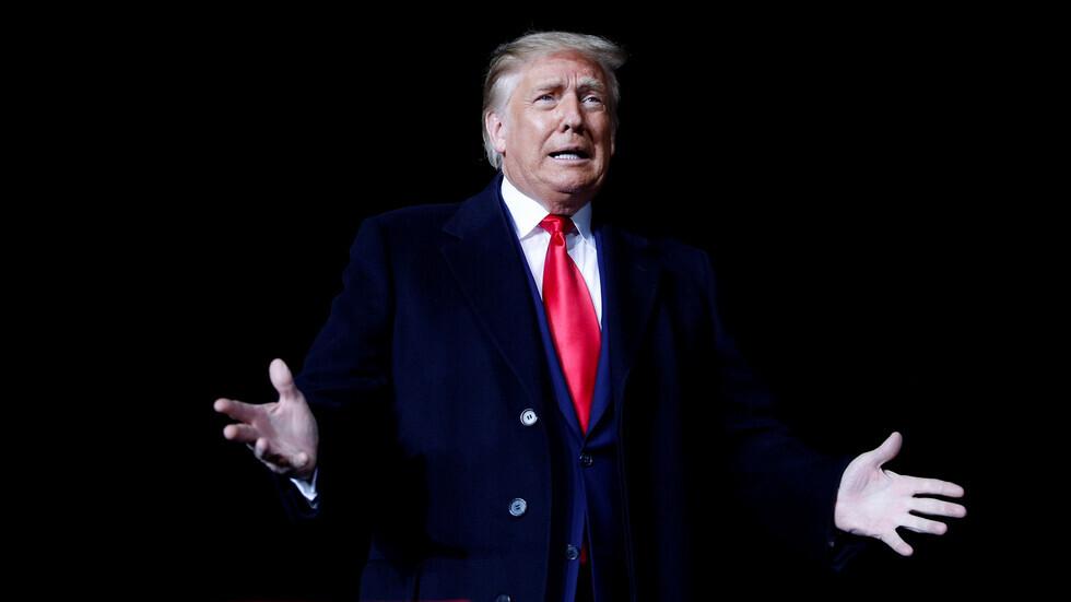 مصادر: ترامب بدأ يعاني من ارتفاع بدرجات الحرارة والسعال بسبب كورونا