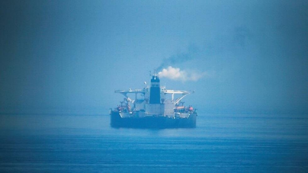 تفريغ شحنة من البنزين الإيراني صادرتها الولايات المتحدة في نيويورك