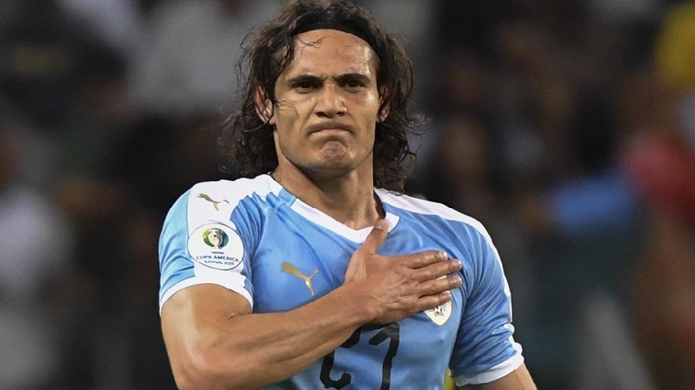 تصفيات مونديال قطر.. استبعاد كافاني من تشكيلة أوروغواي
