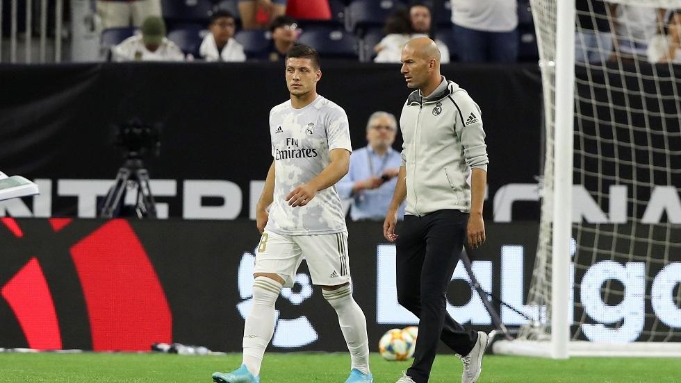 ريال مدريد يخفق في ايجاد حل لصفقة زيدان الفاشلة
