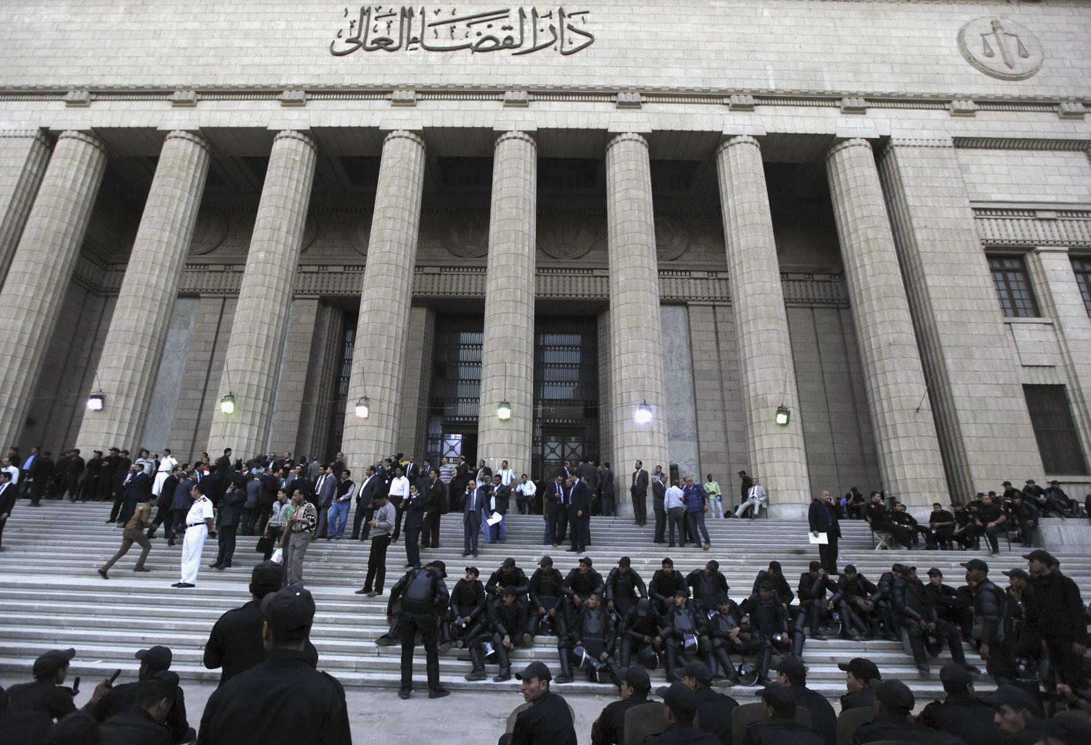مصر.. المؤبد لـ28 شخصا من جماعة