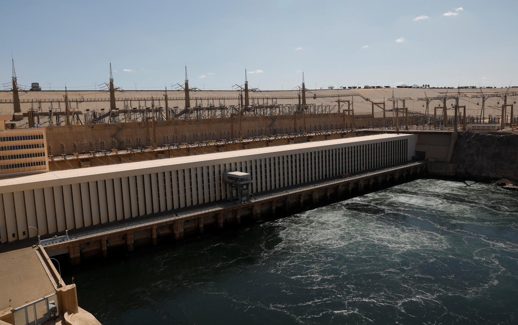 خبير مصري: السد العالي صمام الأمن المائي المصري