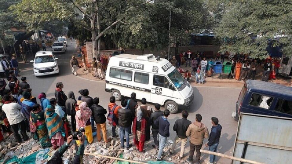 الشرطة الاتحادية بالهند تحقق في واقعة اغتصاب جماعي لامرأة بعد وفاتها
