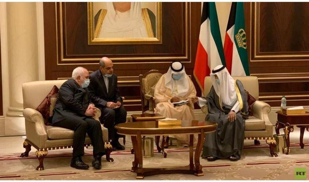 أمير الكويت الجديد يلتقي كبار المسؤولين الأمريكيين والإيرانيين