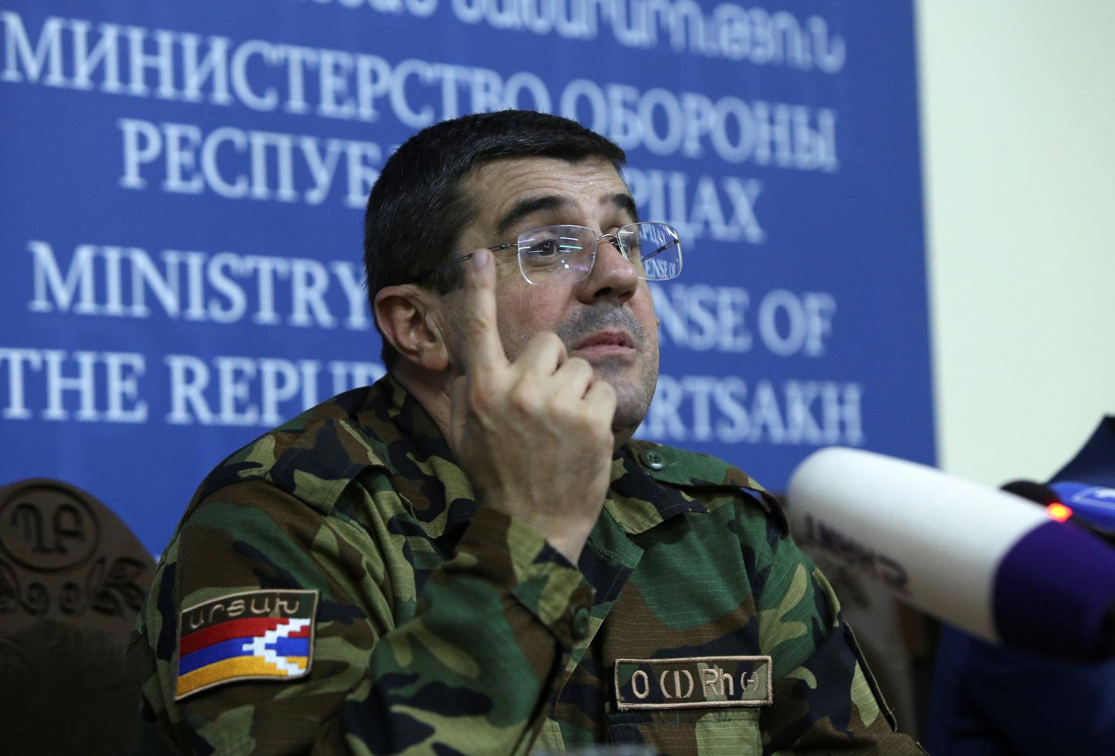أذربيجان تعلن إصابة رئيس جمهورية قره باغ المعلنة ذاتيا بجروح بليغة.. والجانب الأرمني ينفي