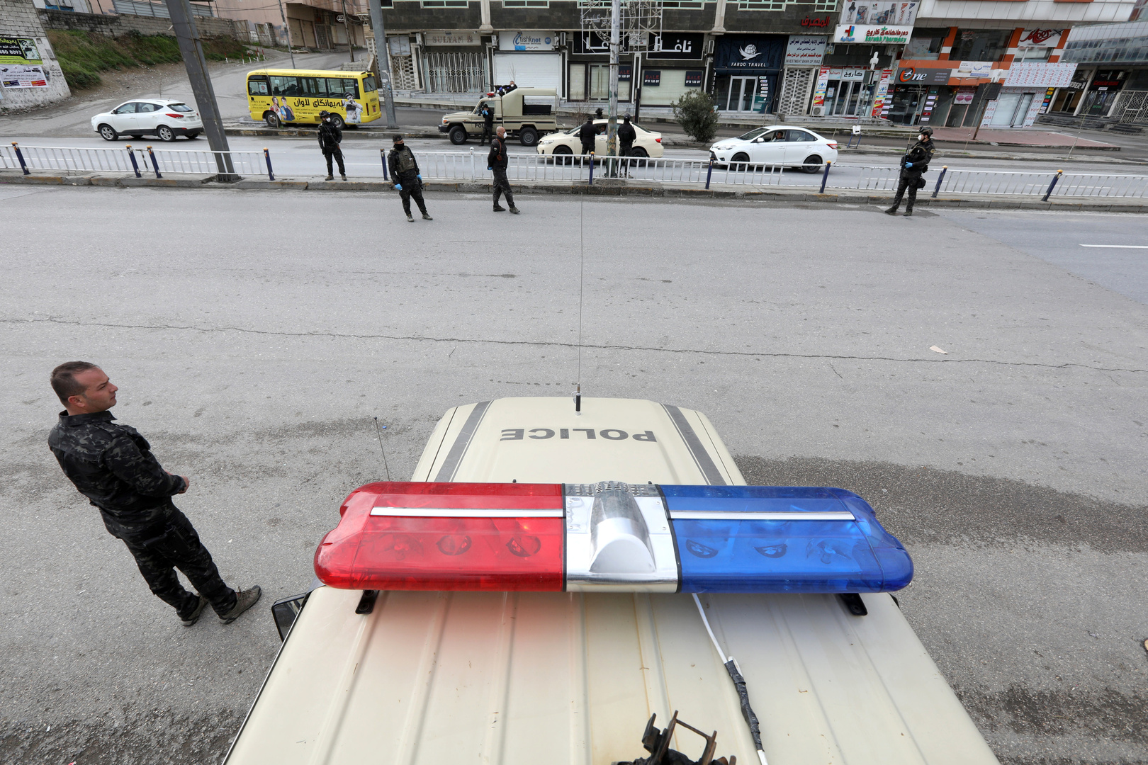 انفجار مستودع أسلحة تابع للبيشمرگة في كردستان العراق