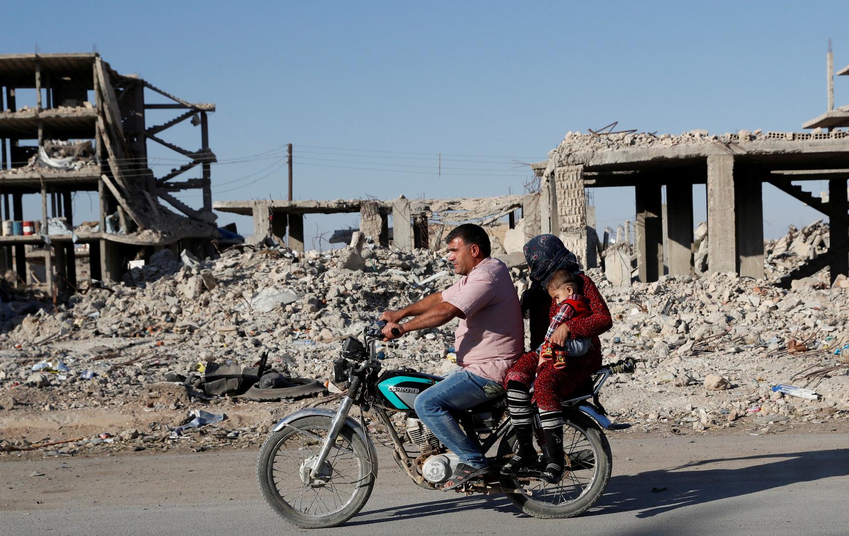 الحشد الشعبي ينفي تعرض قواته إلى قصف أمريكي على الحدود مع سوريا